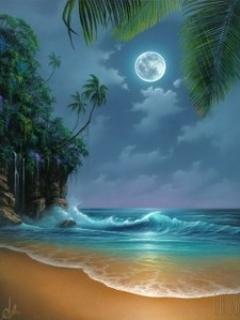 Lunar Beach Cove Fantasy%20Beach